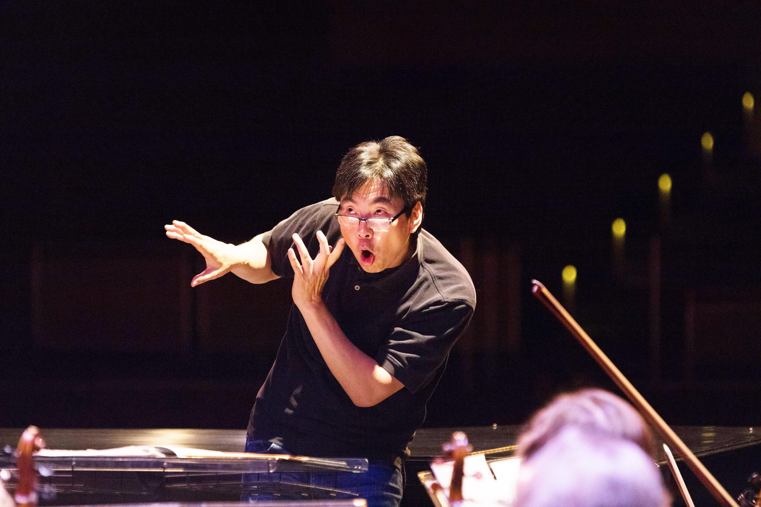 Jung-Ho Pak, Artistic Director -