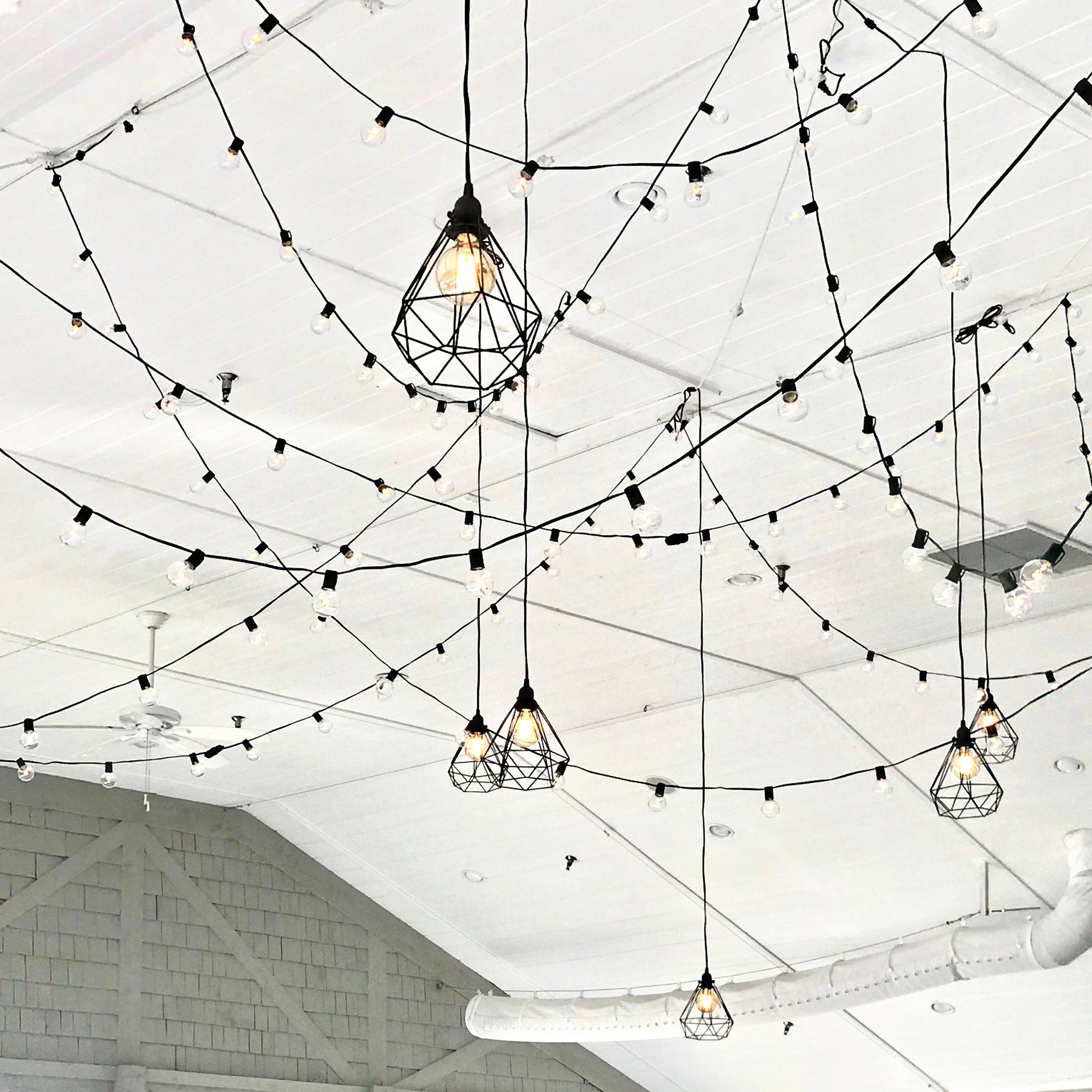 renee landry events lighting geometric cage wire form hanging wedding decor reception edison bulb boho rentals.jpg