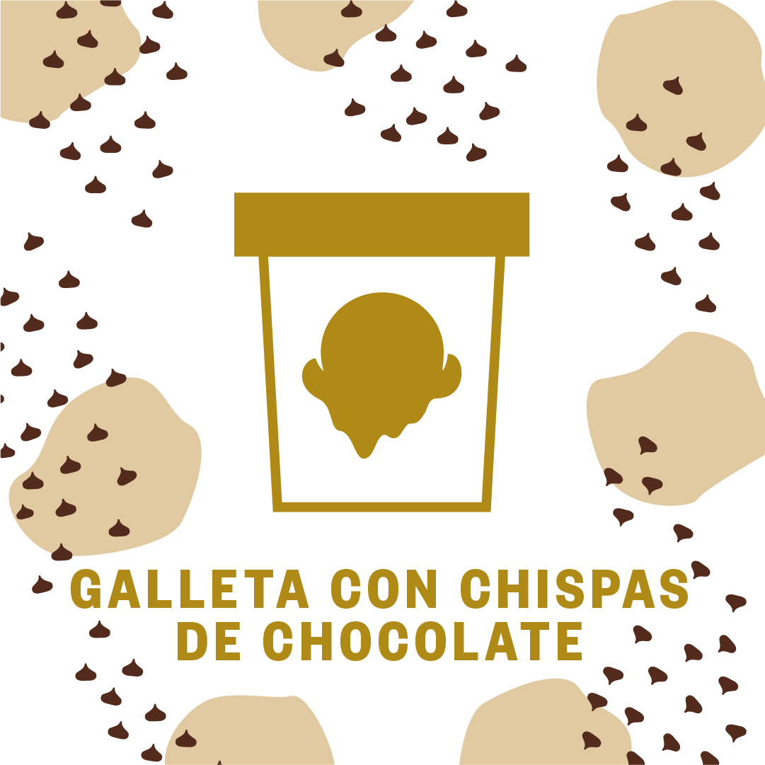 Galleta Con Chispas De Chocolate