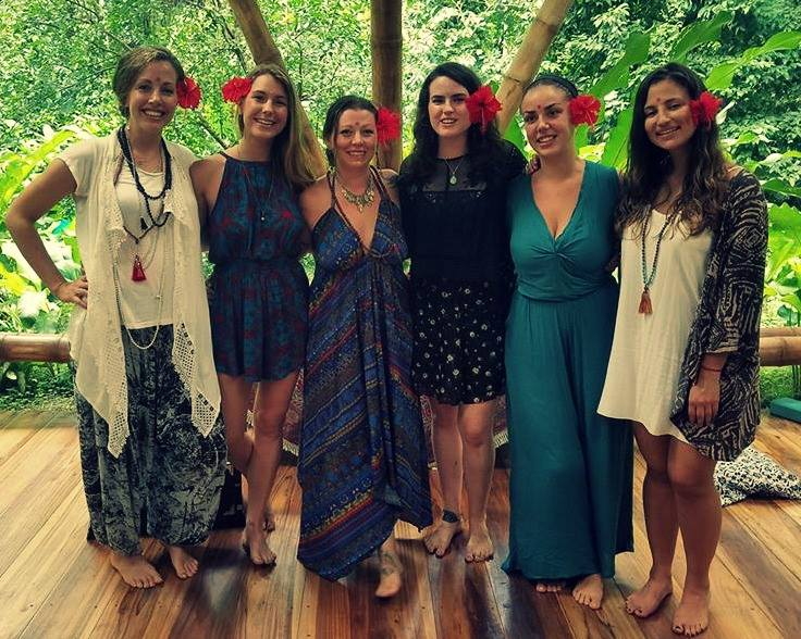 Costa Rica Akhanda Shakti Yoga Teacher Training.