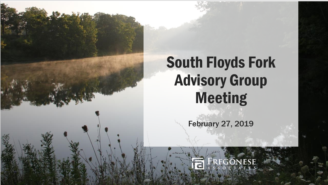 Advisory Group Presentation - February 27, 2019 — The Advisory Group discussed the following plan elements: Livability and Housing.→ View the Presentation