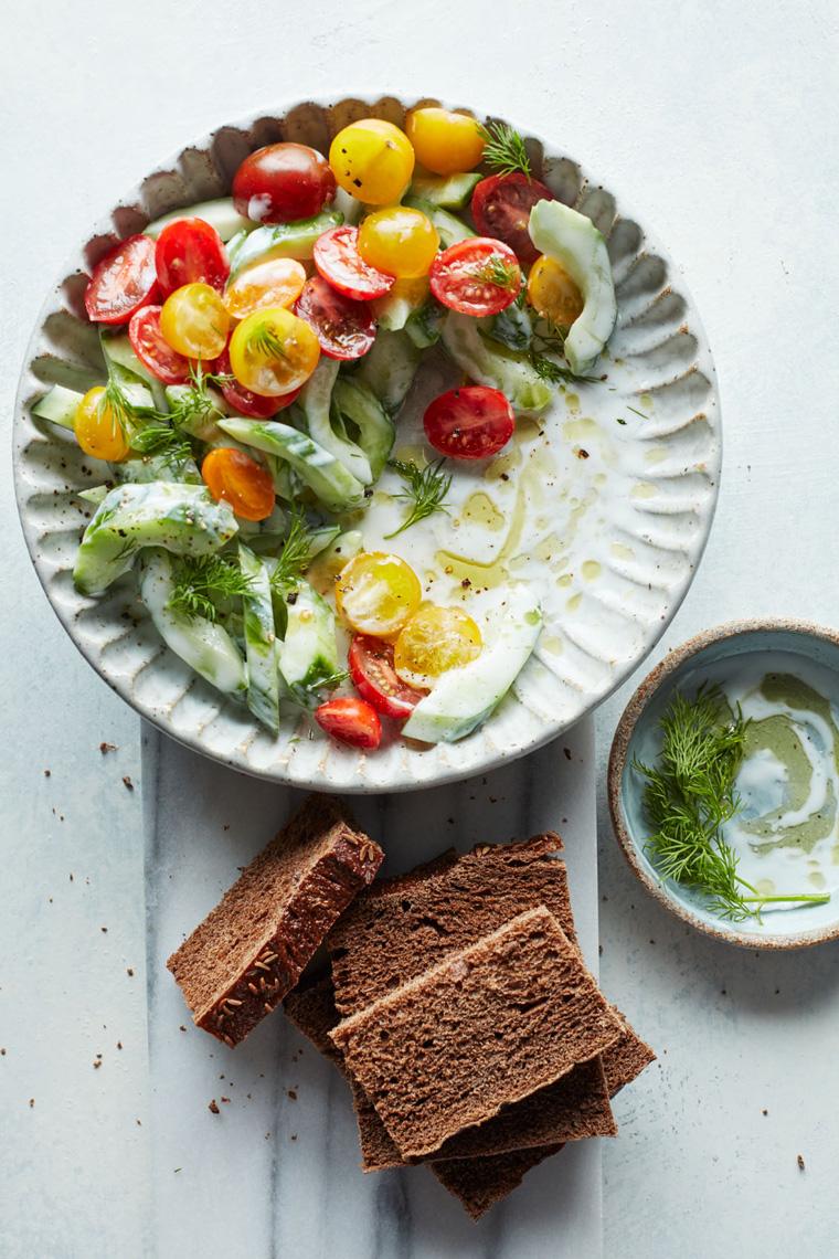 Ludmilla's Russian Salad