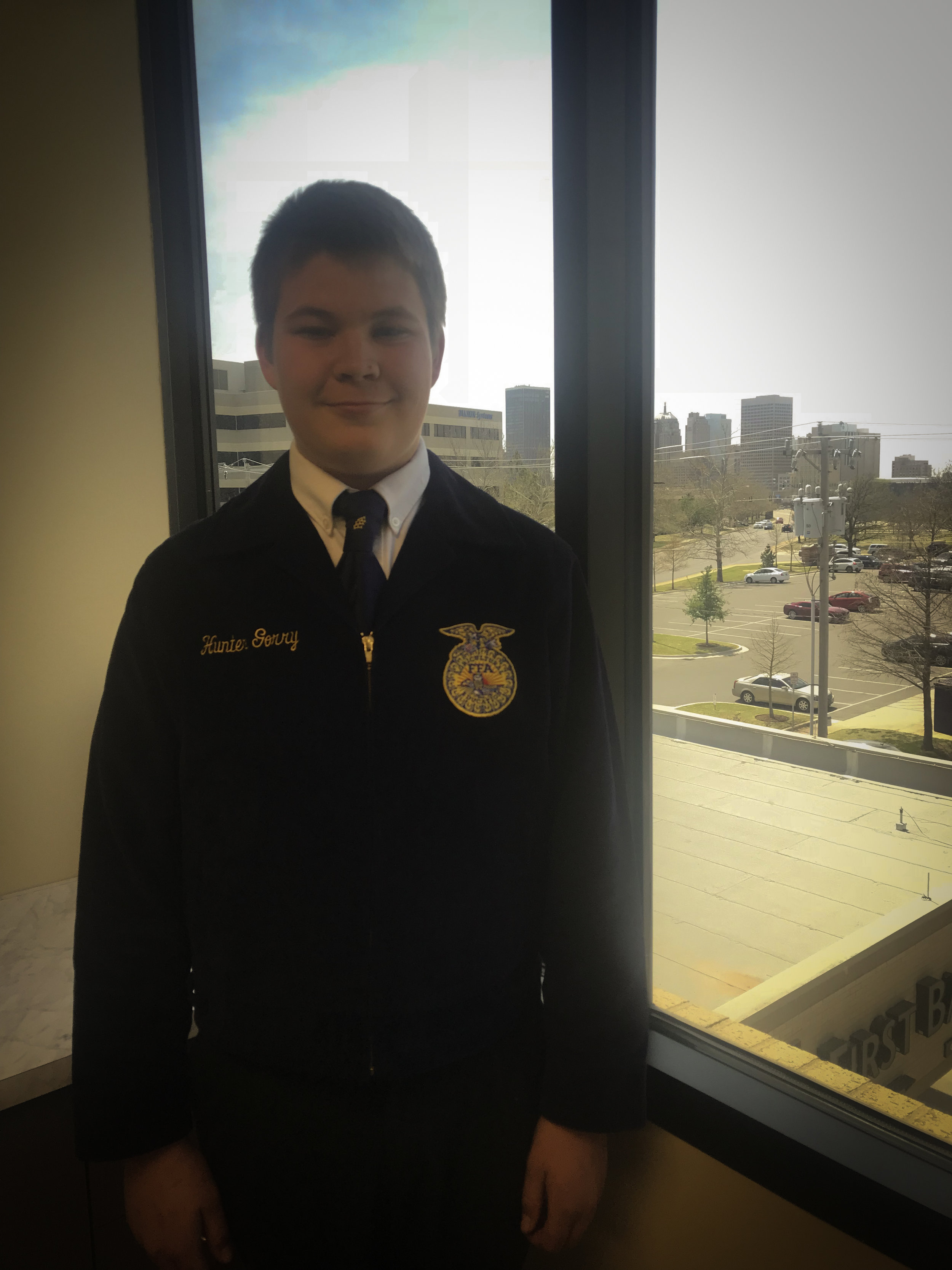 """Hunter Gorry 