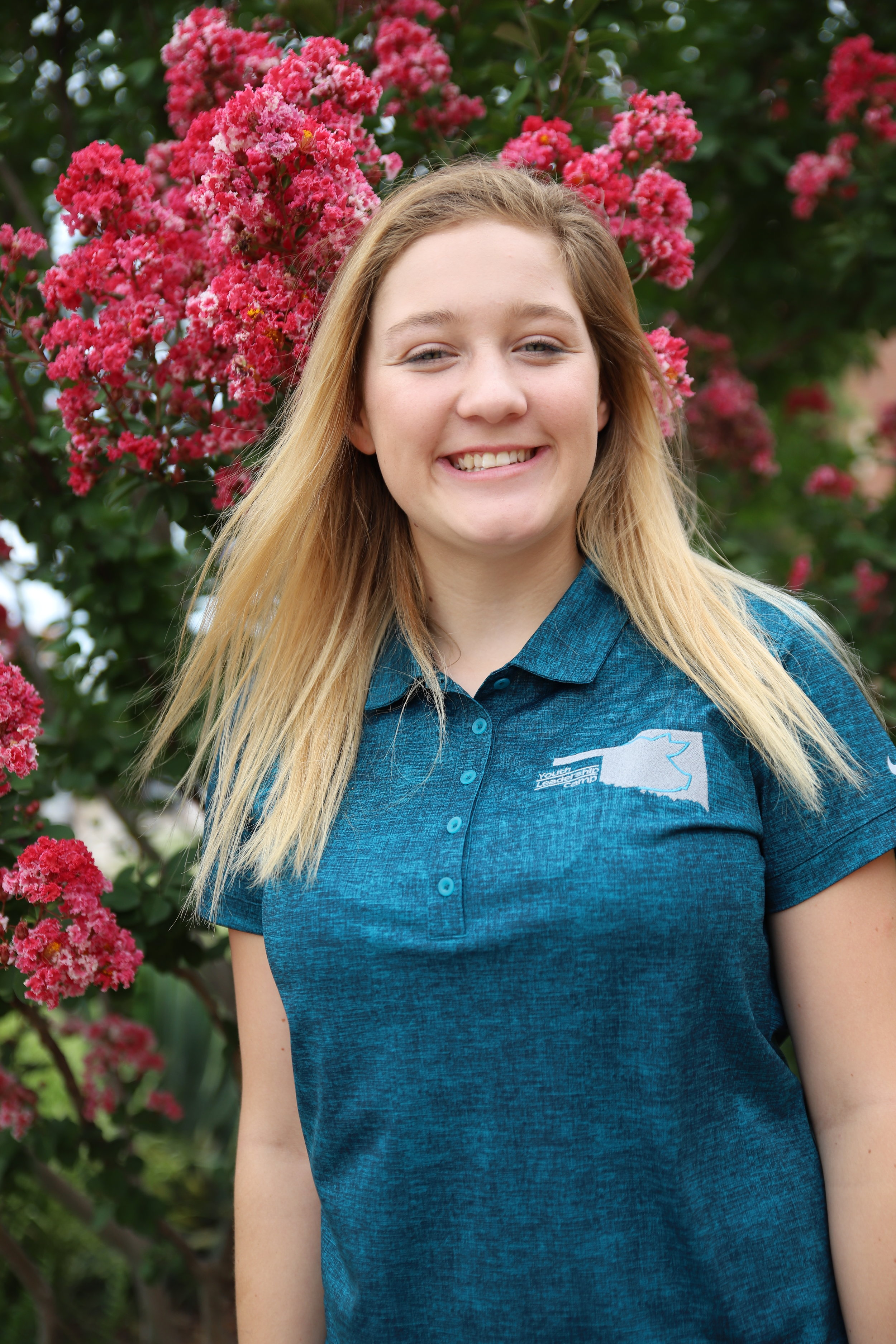 """""""My favorite part about camp was going to OSU and being able to learn the process of harvesting pigs and then being able to compare that same process to what is done at the Seaboard plant,"""" said Brooklyn Barnes, Sand Springs, Okla."""