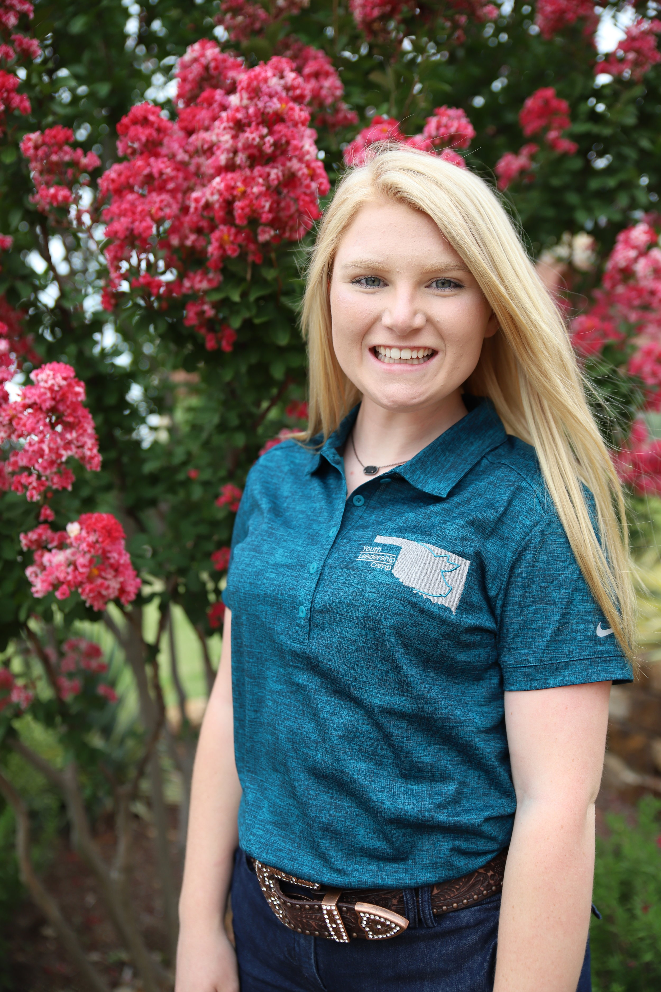"""""""I didn't realize the commercial swine industry was as large at it is, but I appreciate what the industry is doing to produce a safe and affordable protein source,"""" said McKenzie Holman, Kiefer, Okla."""