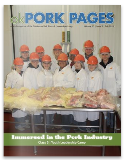 okPORK PAGES Fall 2016