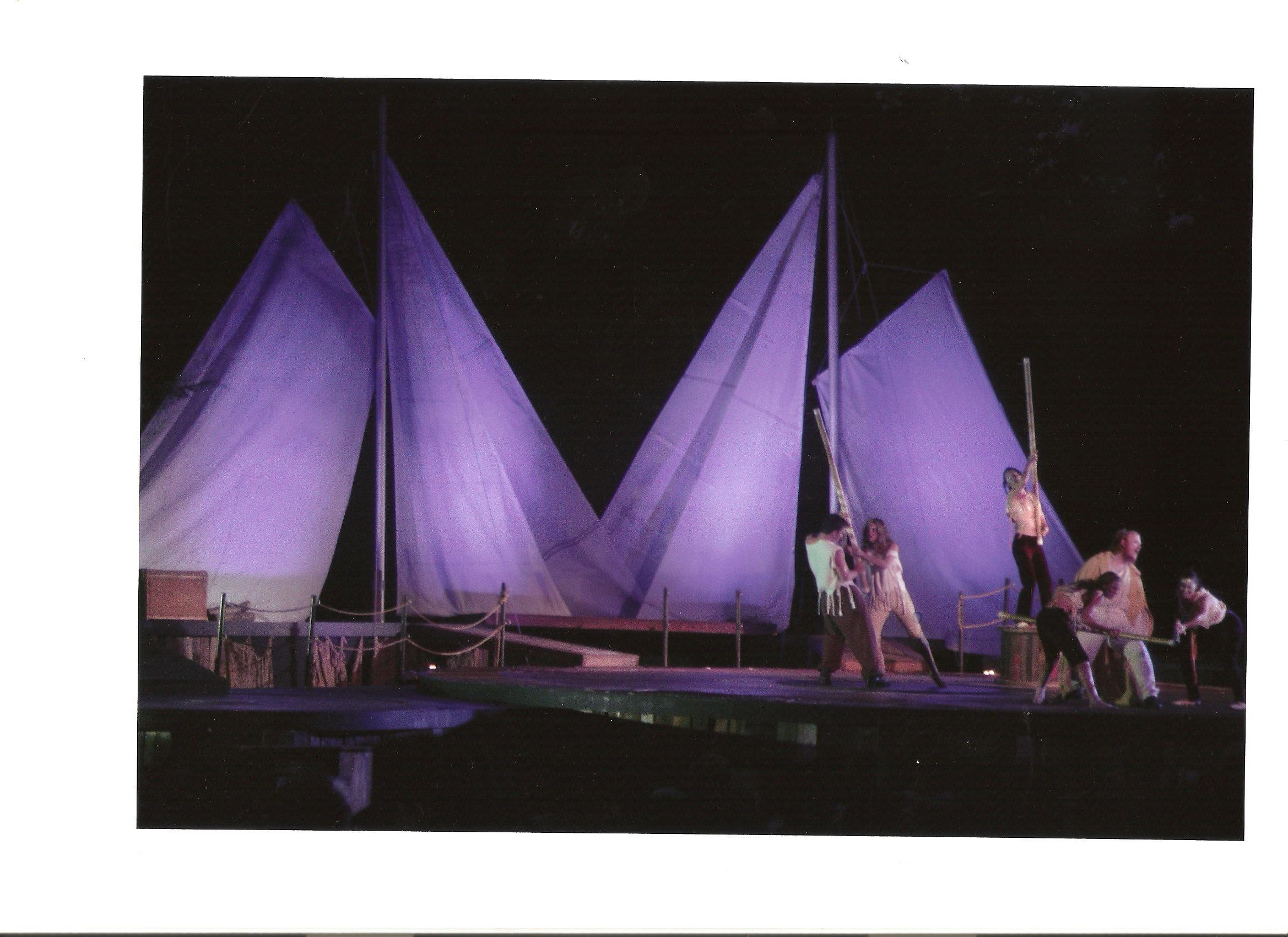 The Tempest, 2003