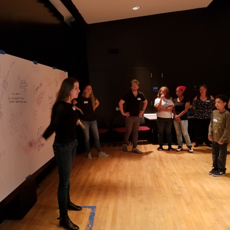 June Workshop - Identifying Story Themes