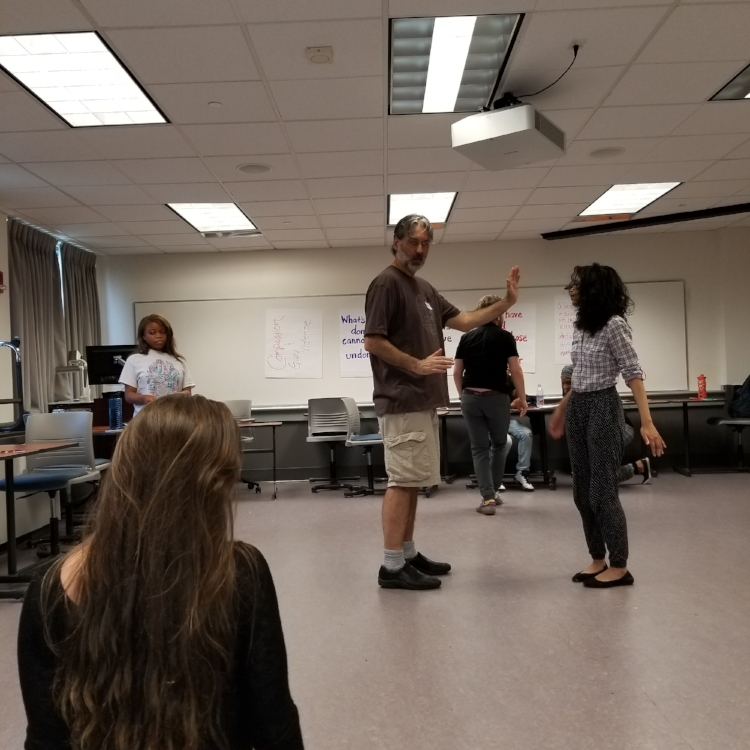 June Workshop - Creating a Scene