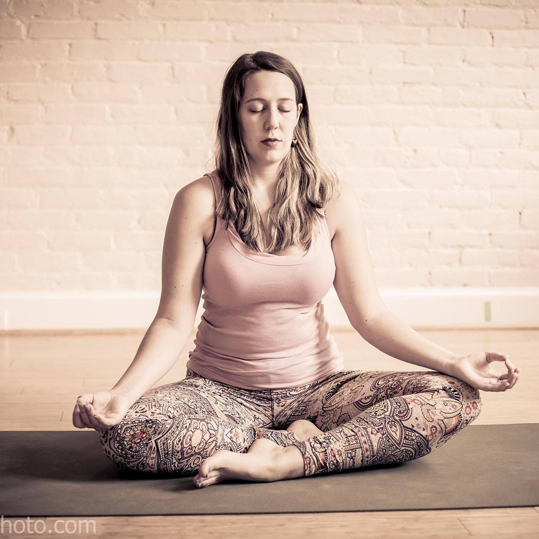 Bernie marchand, yoga teacher and kirtan musician
