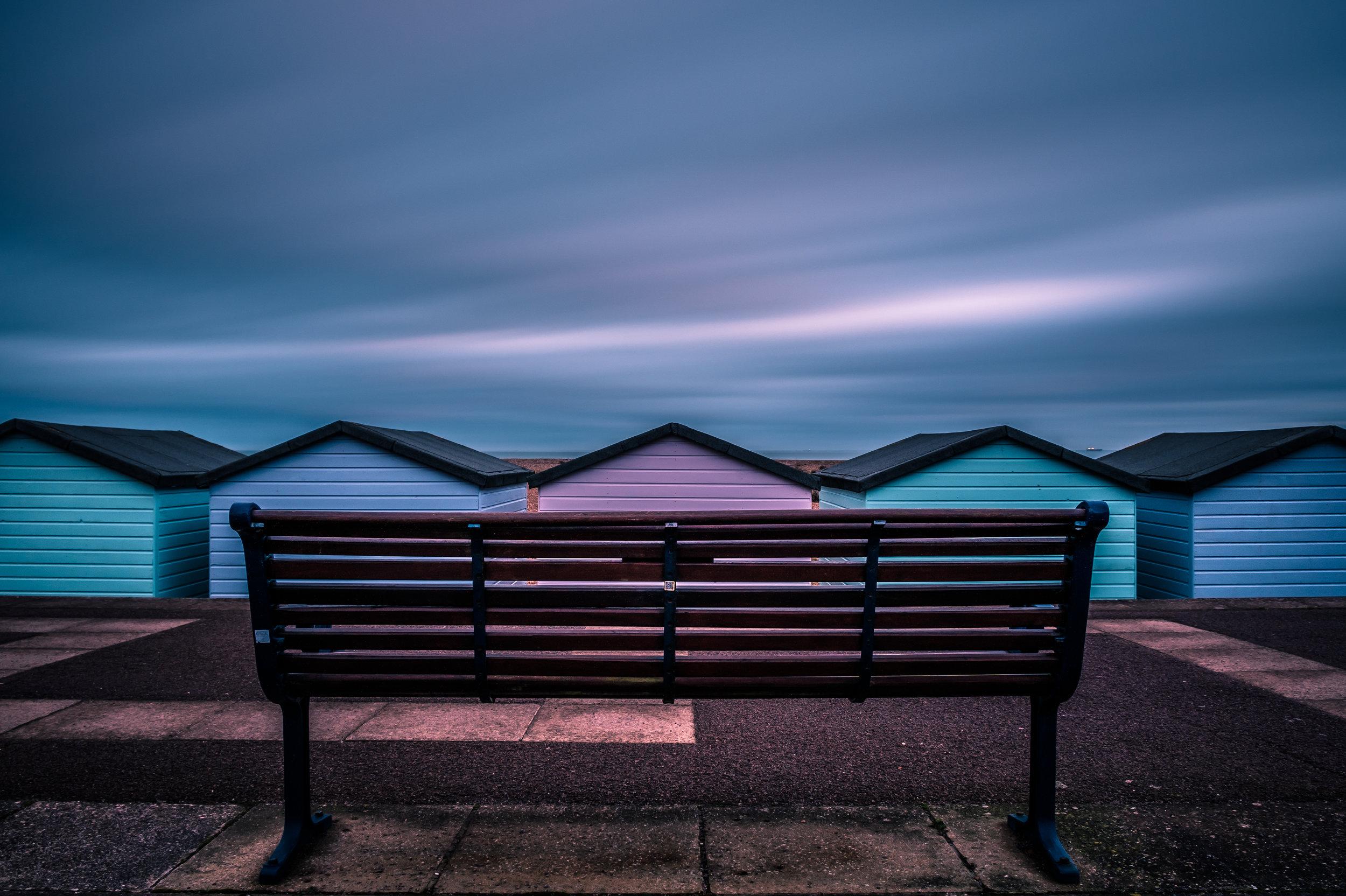 Eastney Beach Huts - Eastney, UK