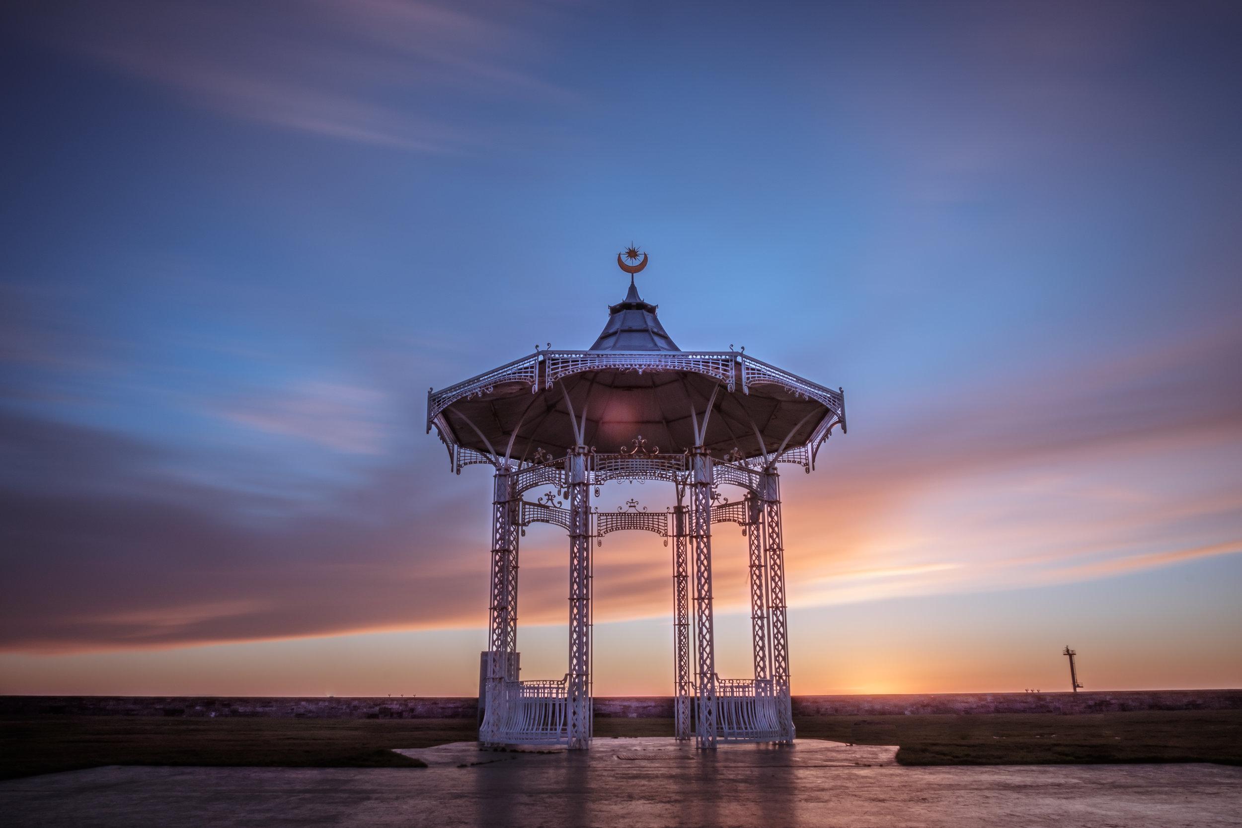 Southsea Bandstand - Southsea, UK