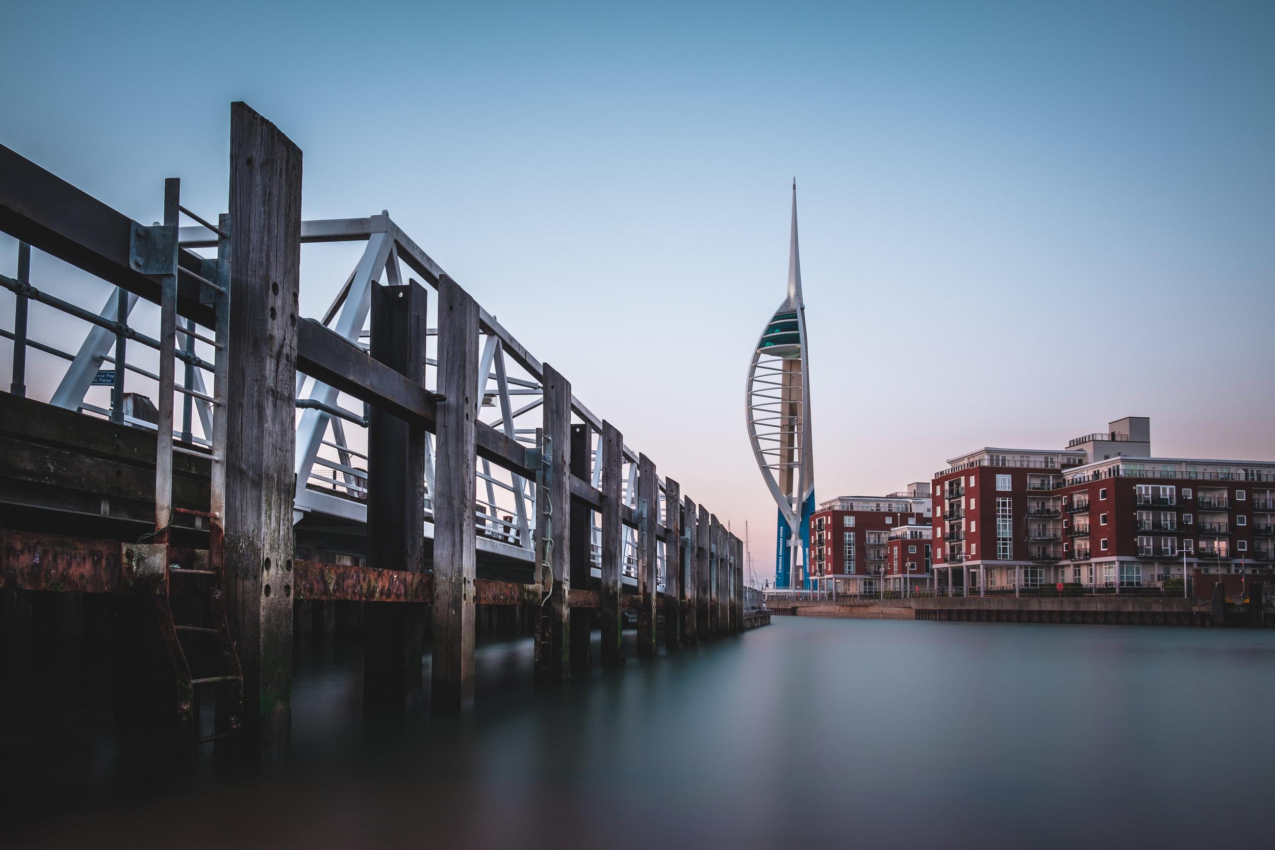 The Spinnaker Tower - Portsmouth, UK