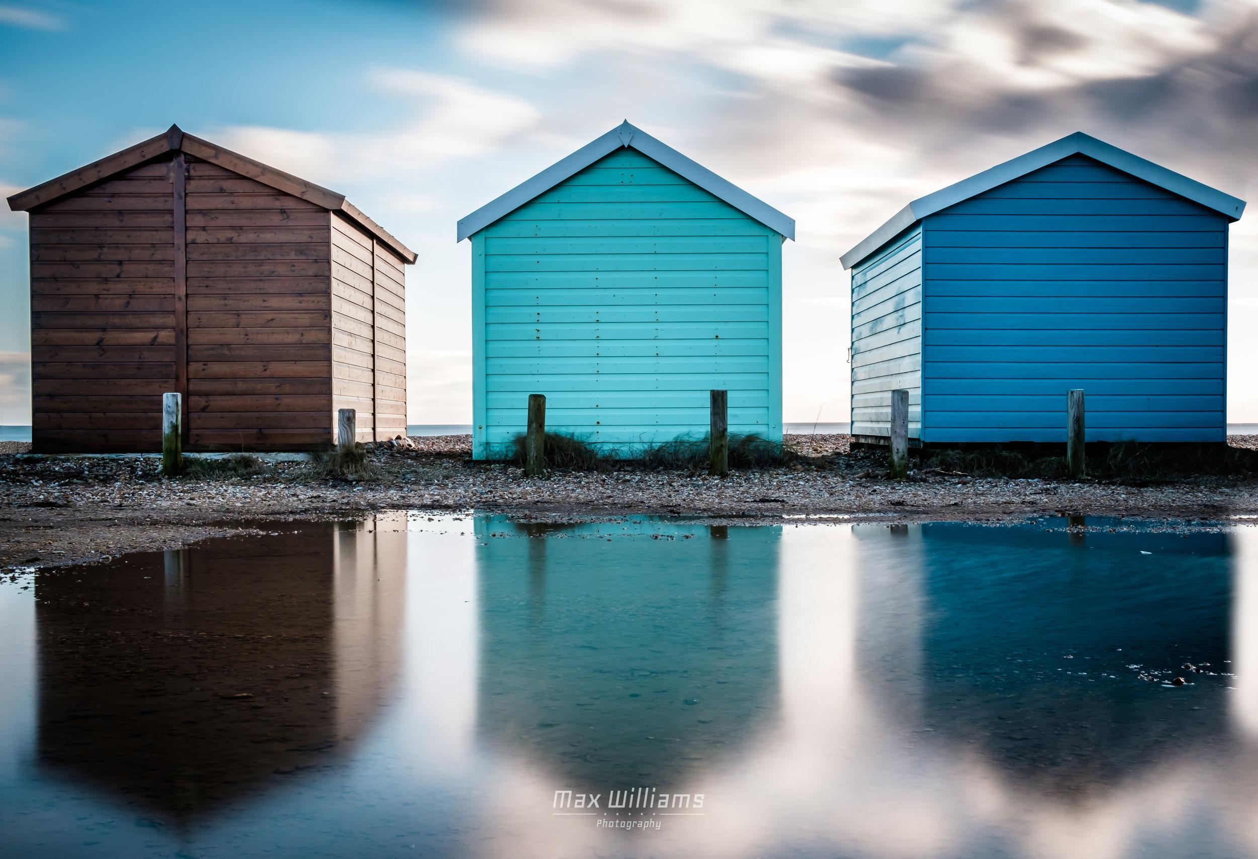 Hayling Island Beach Huts - Hayling Island, UK