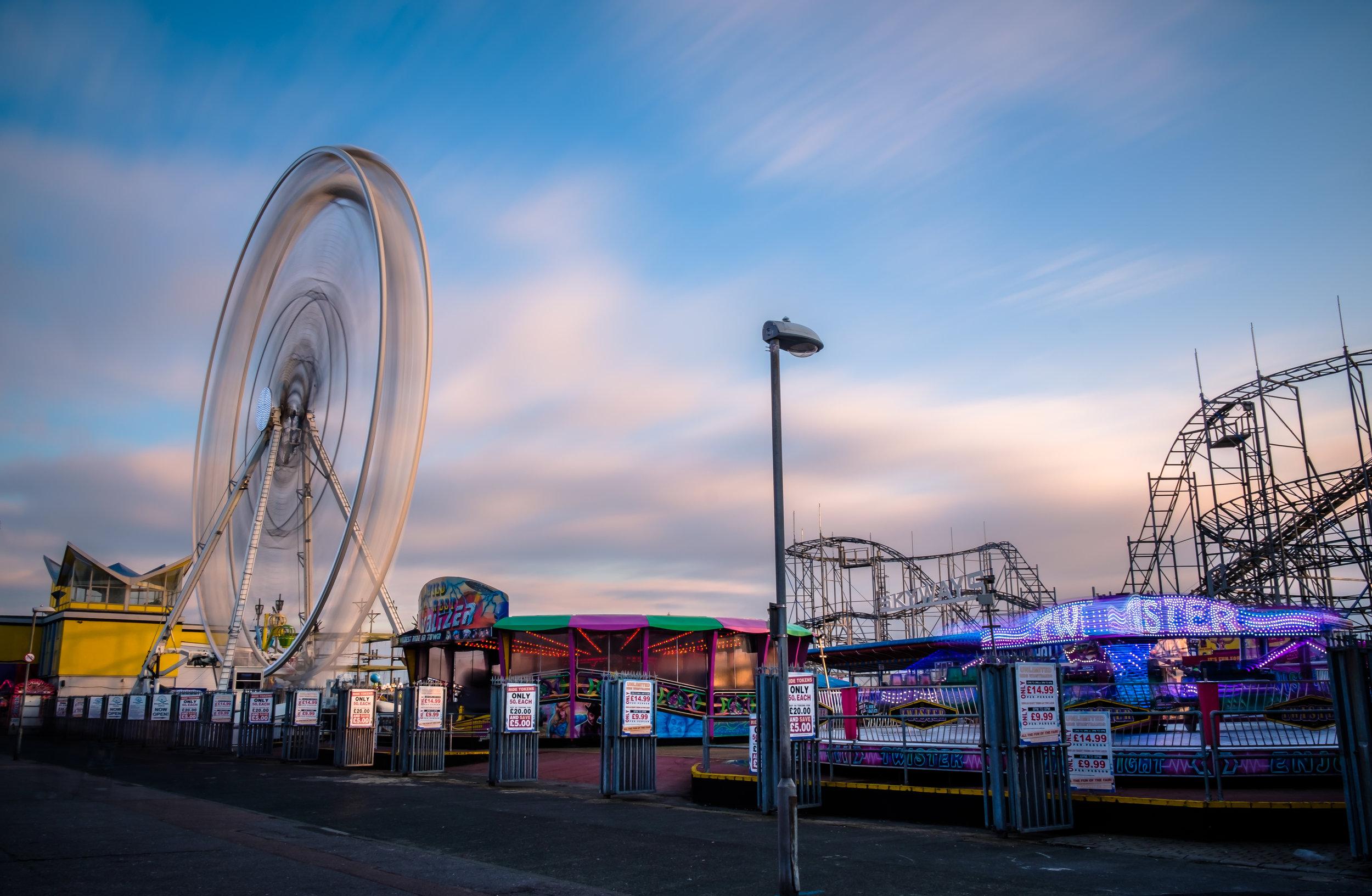 The Solent Wheel - Southsea, UK