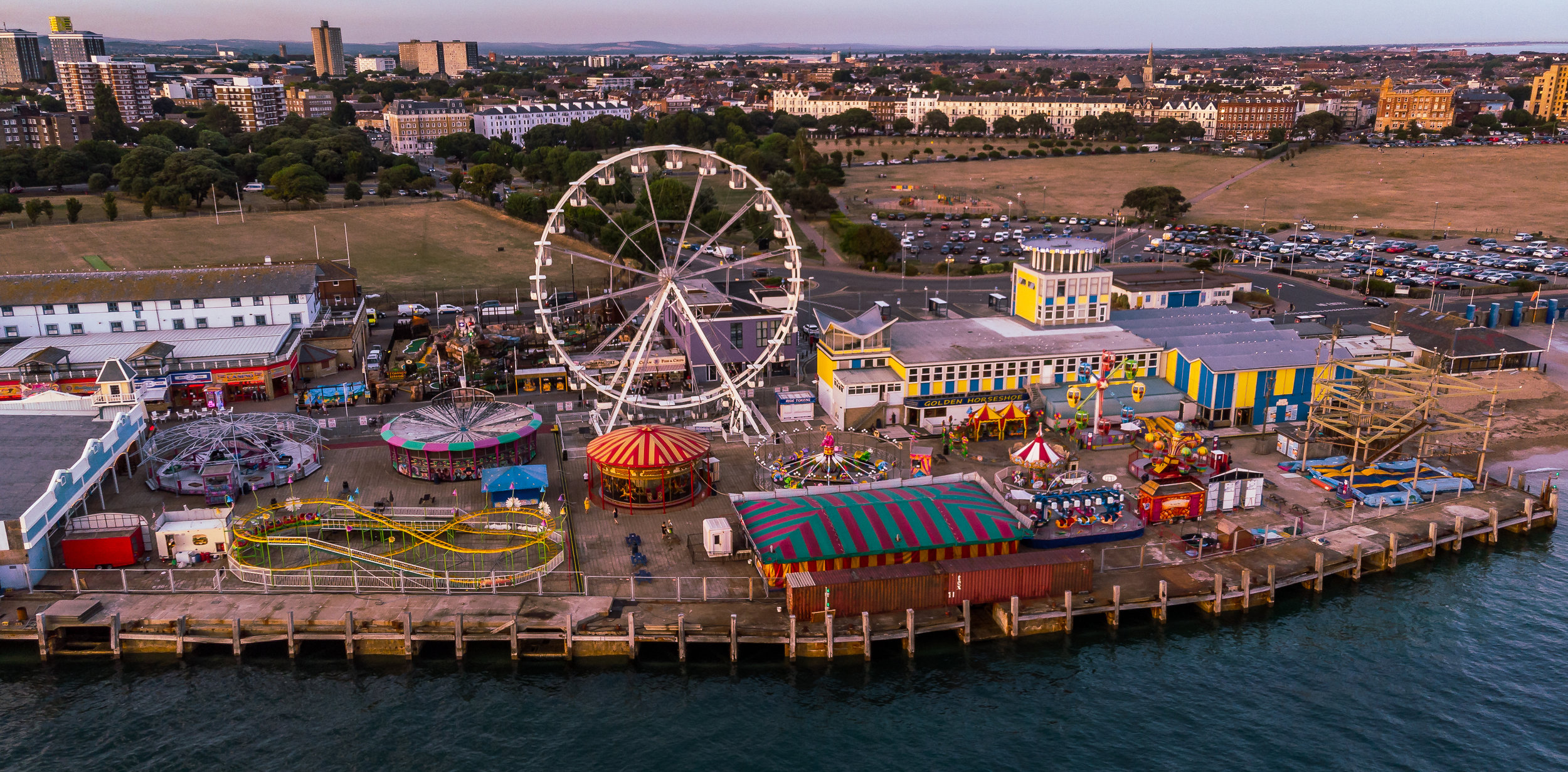 Clarence Fair - Southsea, UK