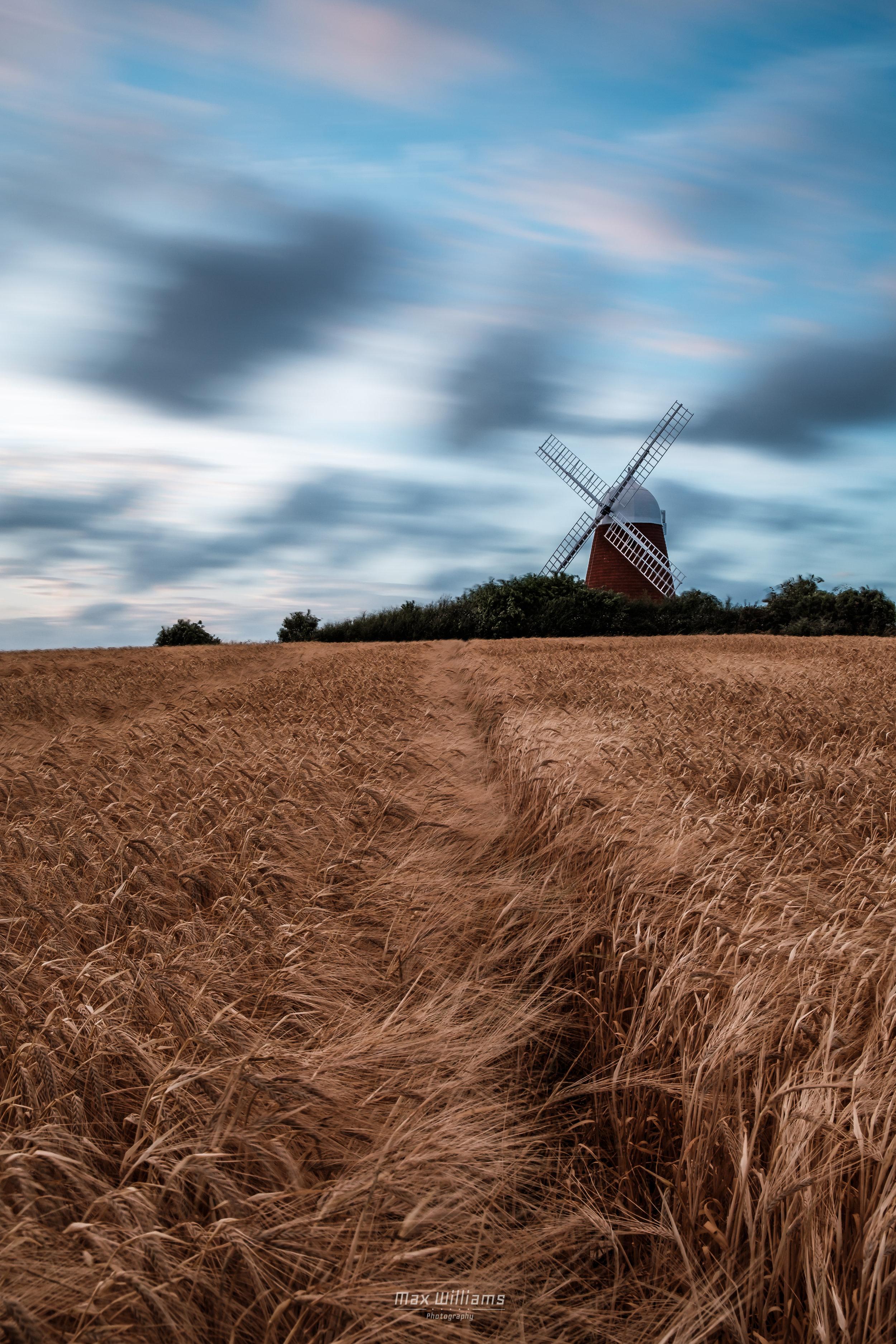 Halnaker Mill - West Sussex, UK