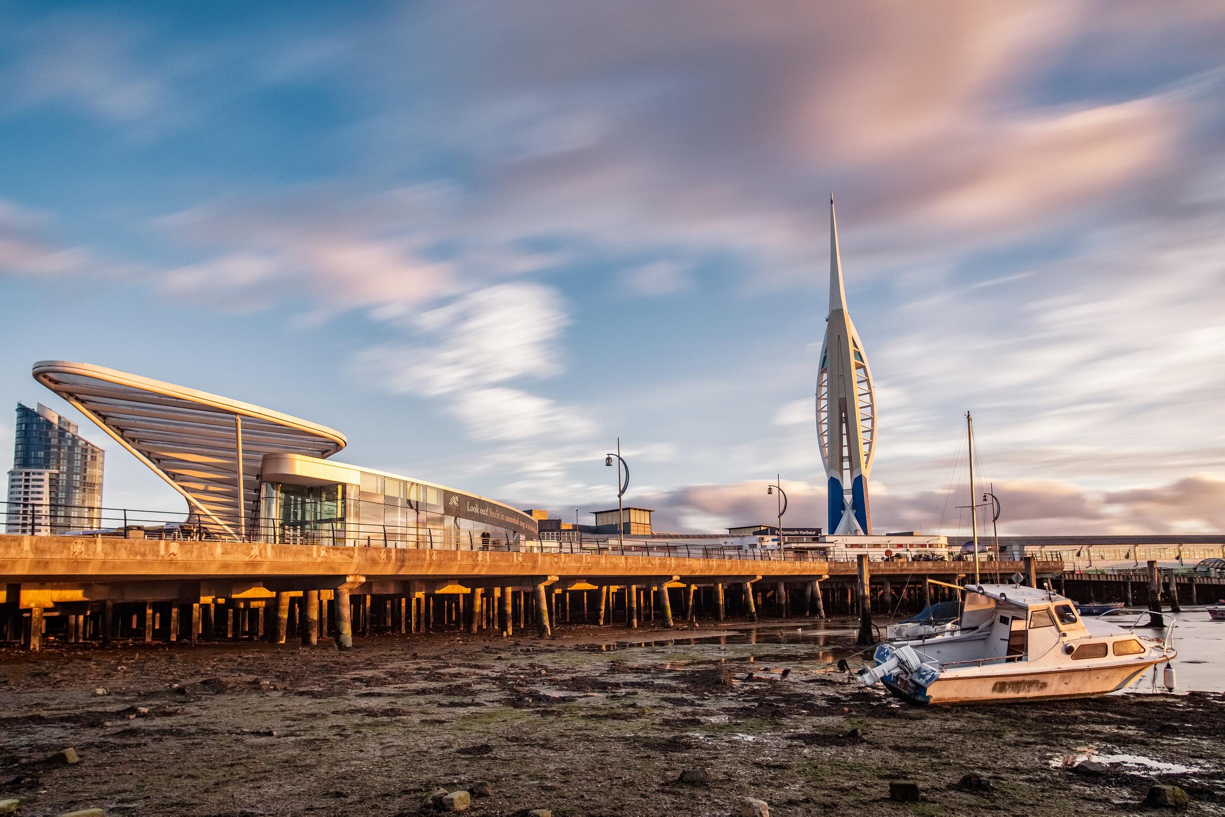 The Hard - Portsmouth, UK