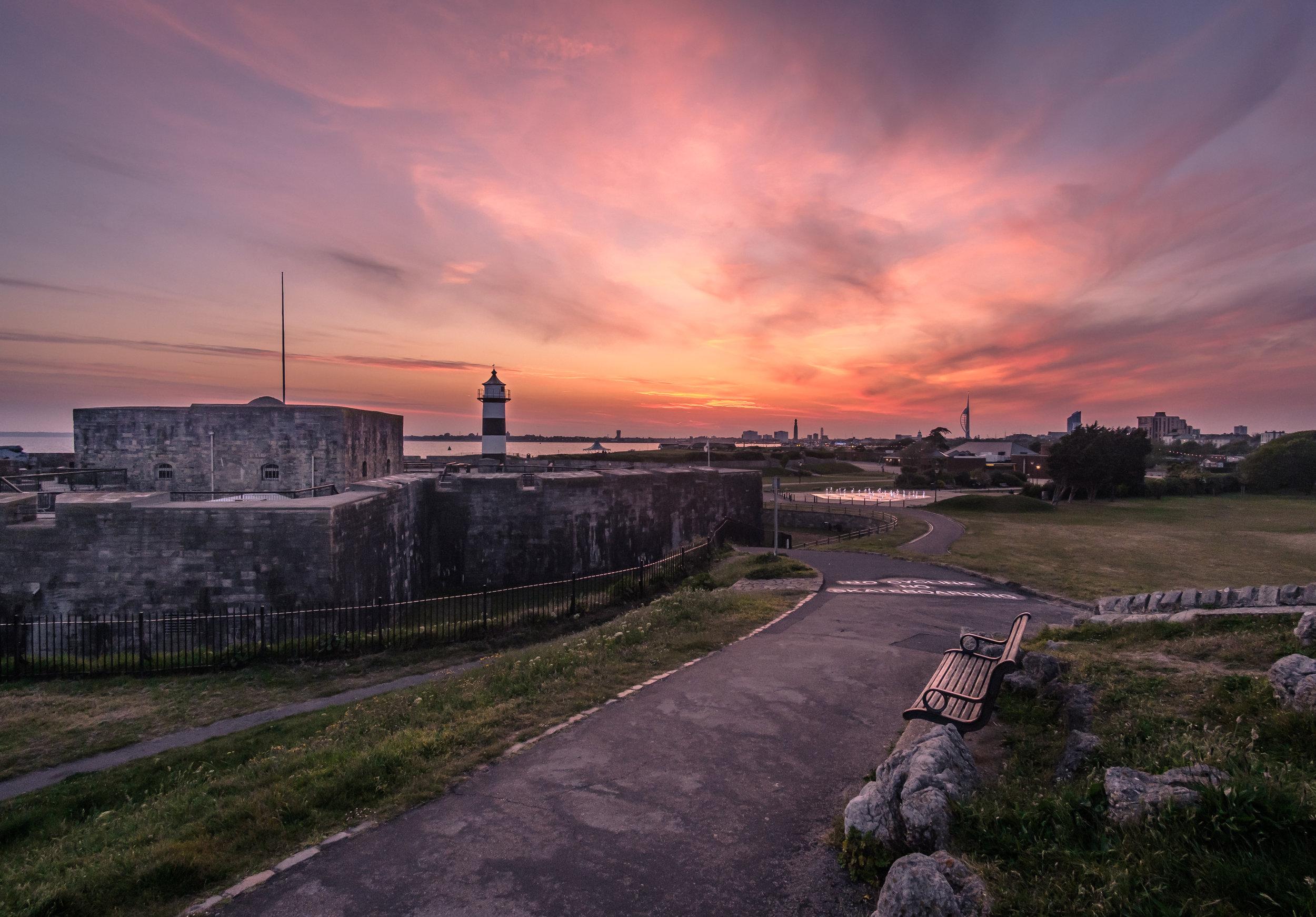 Southsea Skyline - Portsmouth