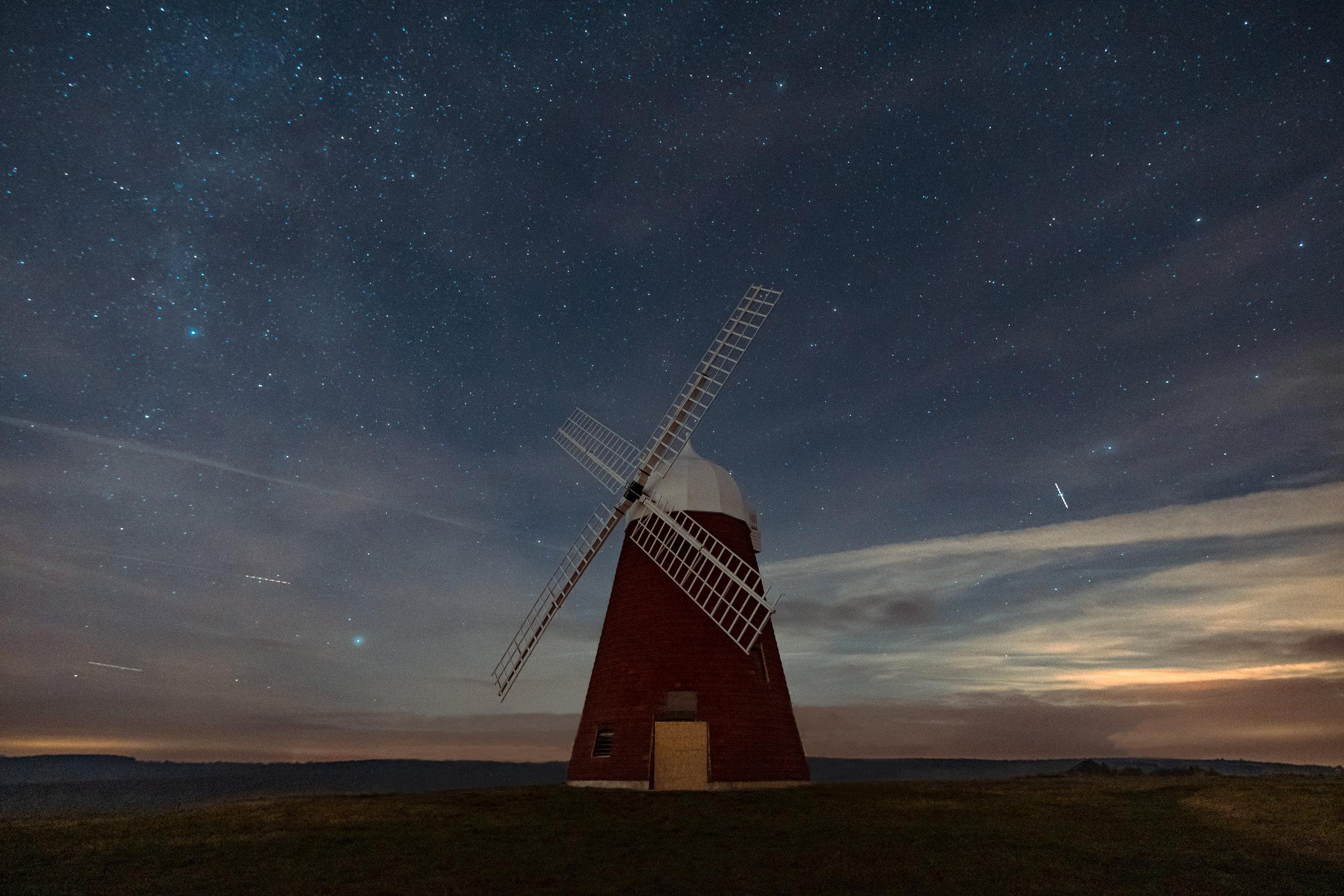 Halnaker Mill - West Sussex