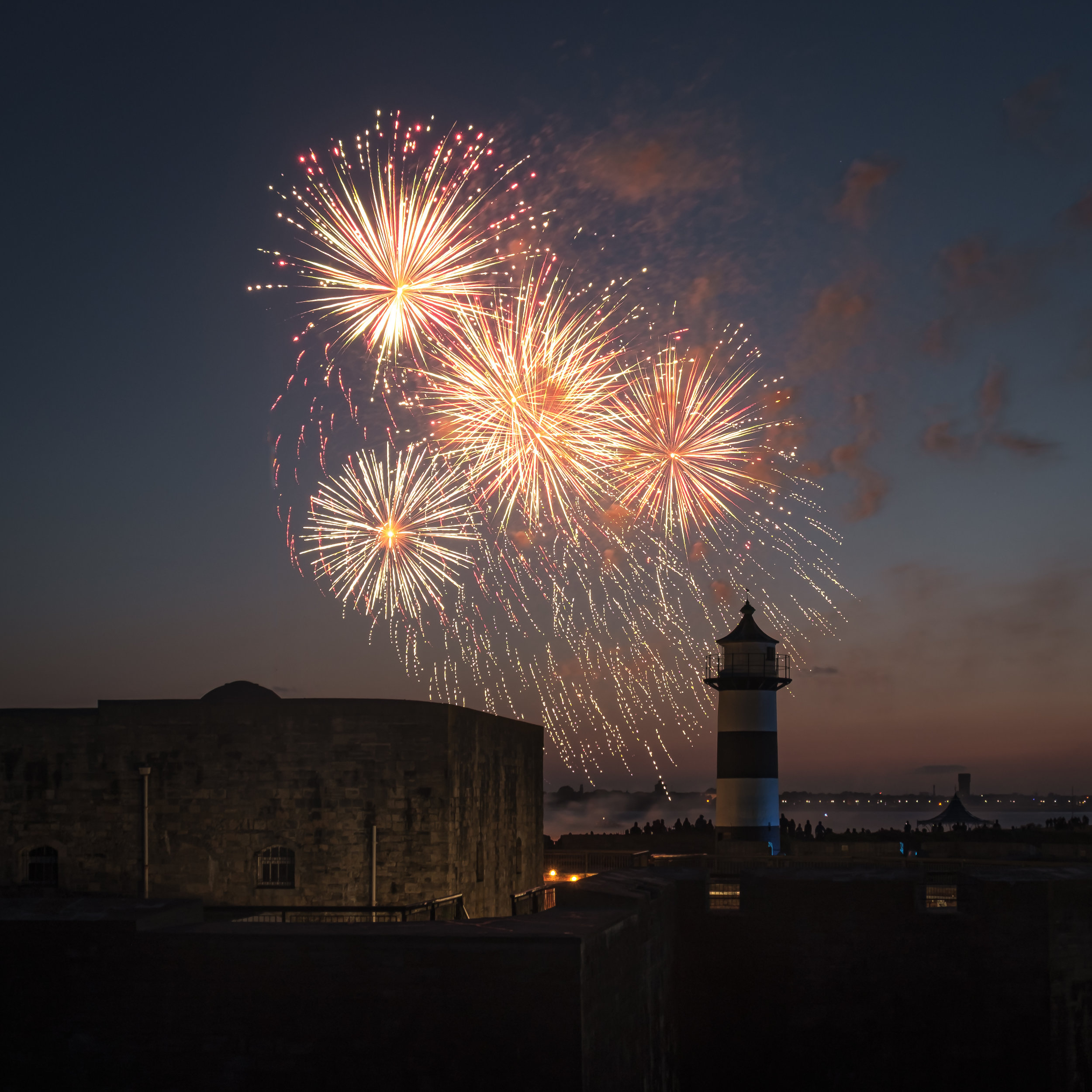 D-Day Celebrations over Southsea Castle - Portsmouth