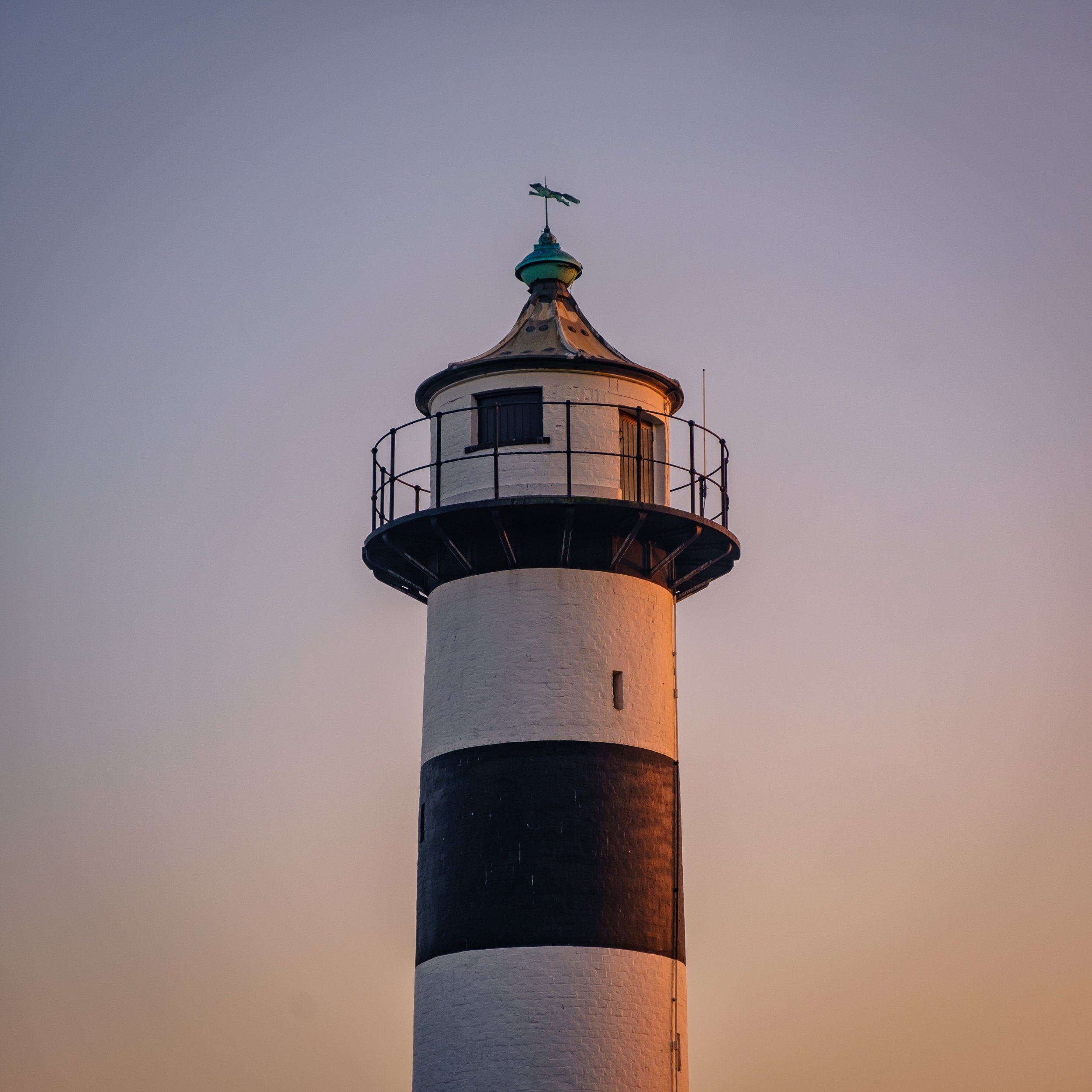 Southsea Castle's Lighthouse - Portsmouth