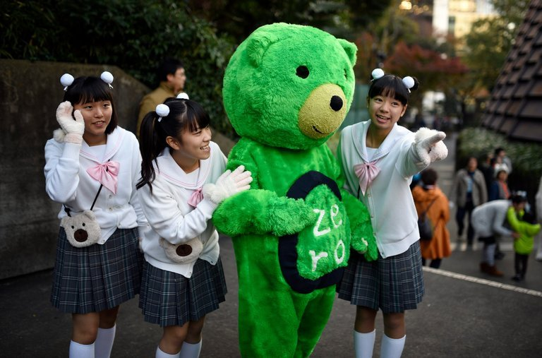 Japan Is Obsessed With Climate Change. Young People Don't Get It.