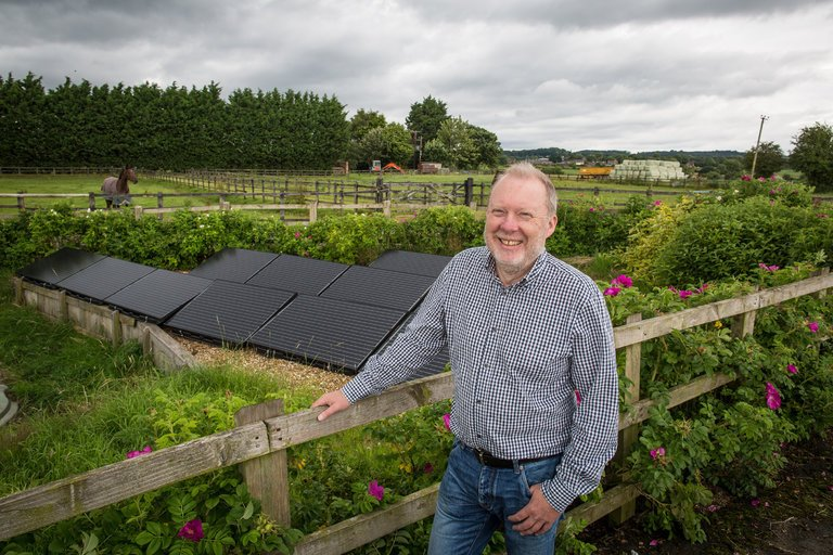 English Village Becomes Climate Leader by Quietly Cleaning Up Its Own Patch