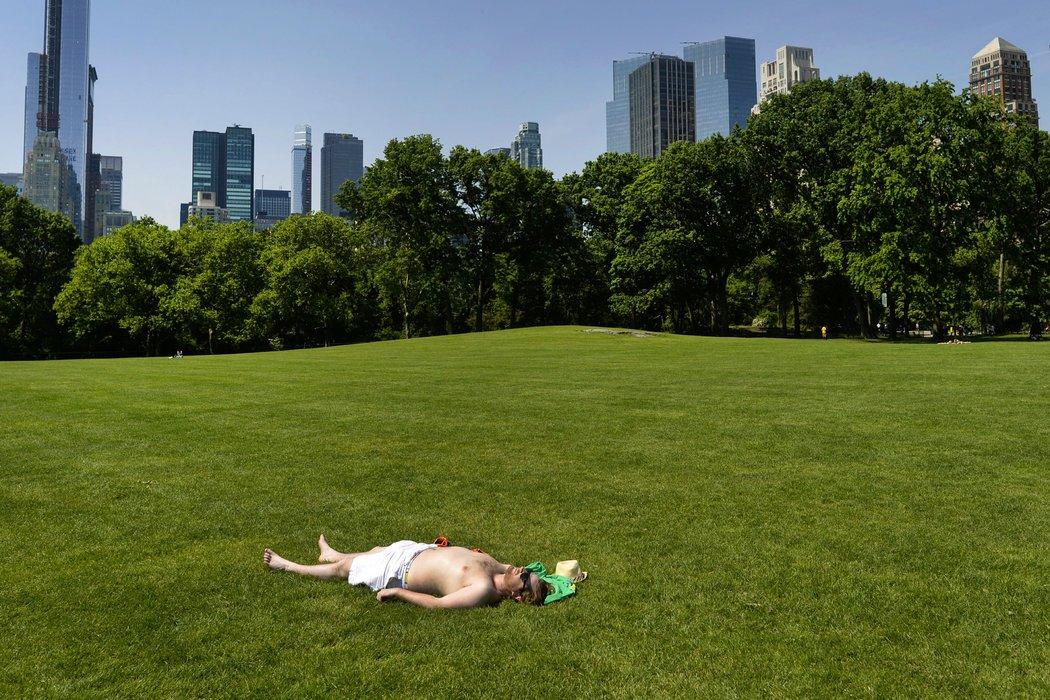 New York Today: Empty City