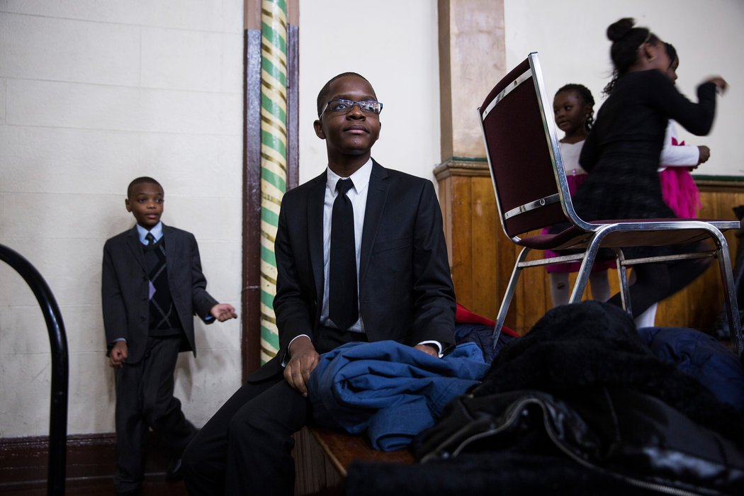 Changed Life for Brooklyn Boy Hit by Crossfire