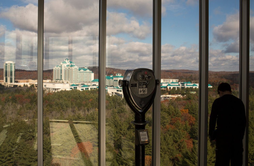 A Connecticut Indian Tribe Faces Its Eroding Fortunes From Foxwoods