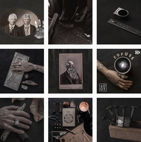 shadowy & dark - @knottoself