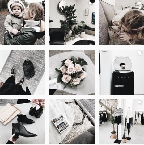 toned black & white - @lisedesmet