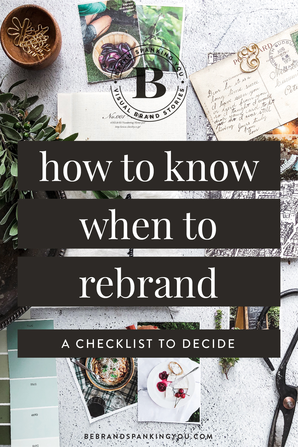 Everything you need to know to decide if a rebrand is right for your business
