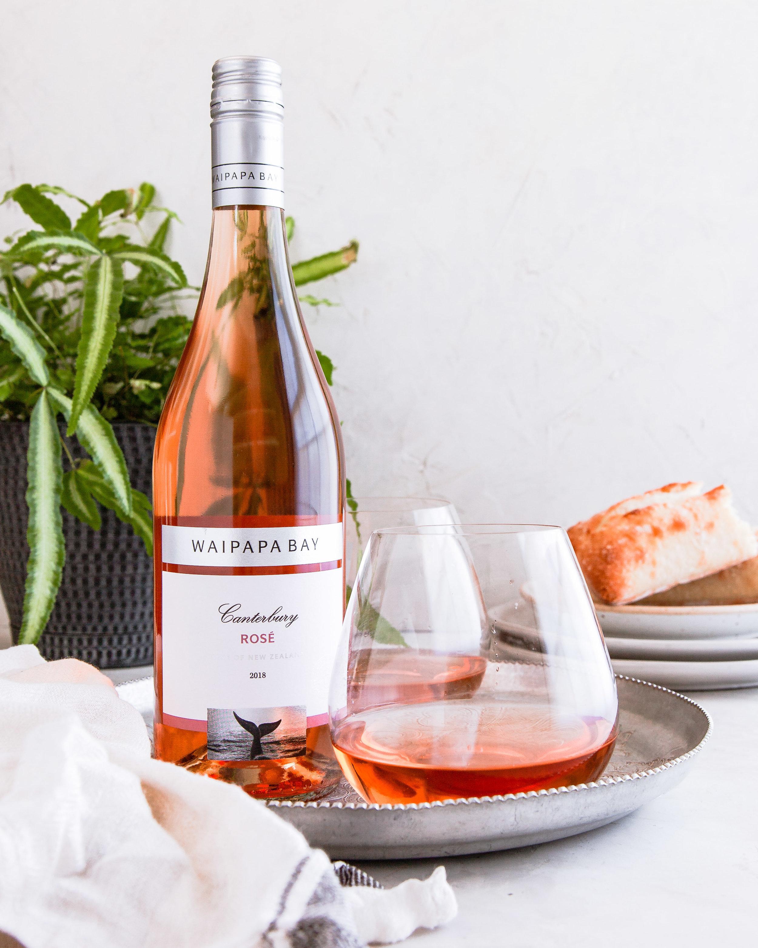 Waipapa wines social media images shot by Los Angeles food photographer Sarah Ehlinger