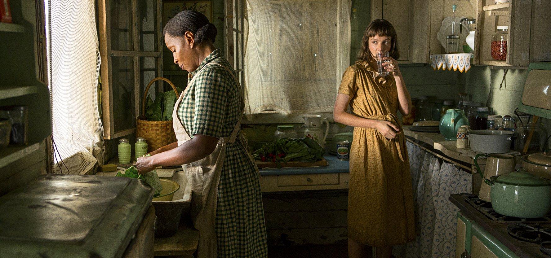 Florence Jackson and Laura McAllan