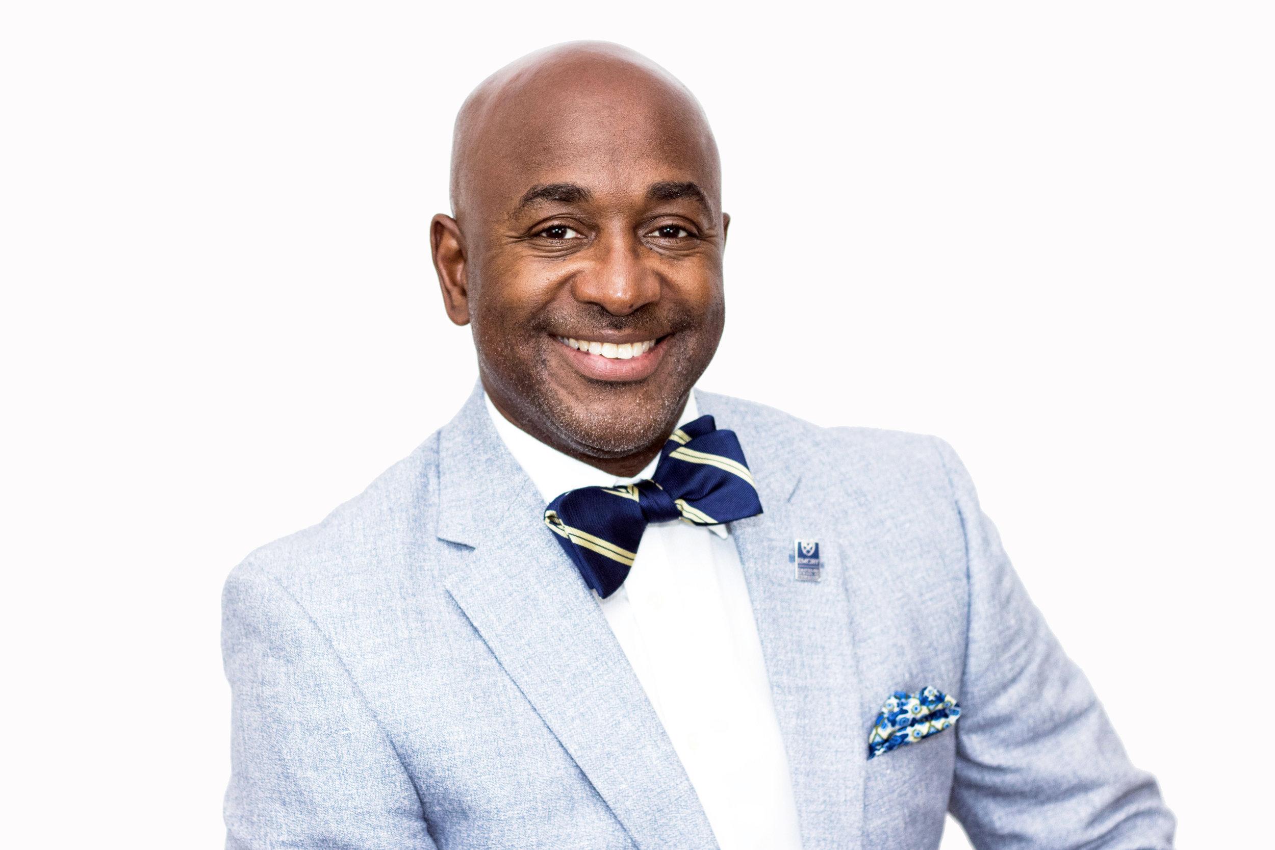 Rev. Elliott Robinson, JD, MDiv - Host