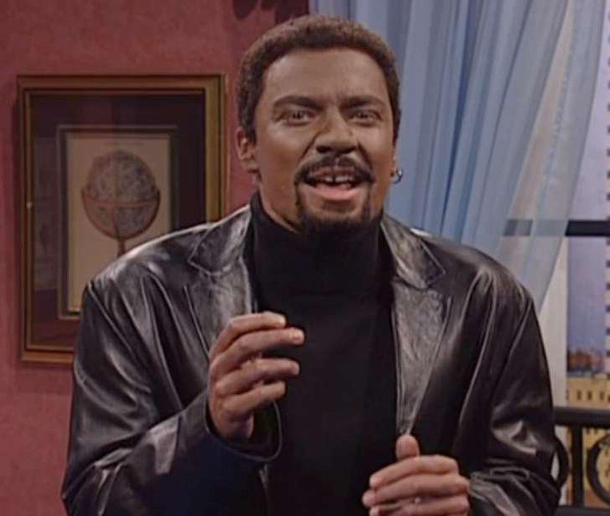 Jimmy Fallon as Chris Rock on SNL