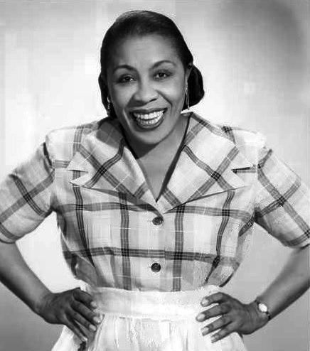 Lillian Randolph in Beulah