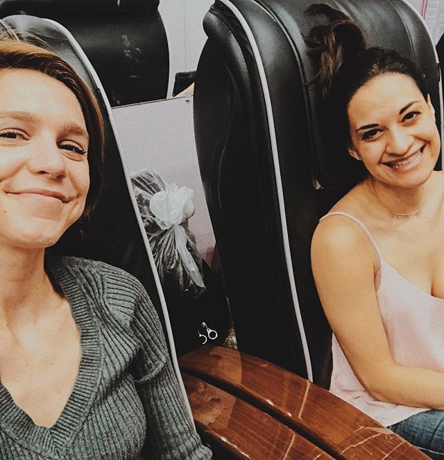 tired: me wired: nail salons with @alexarosesoriano