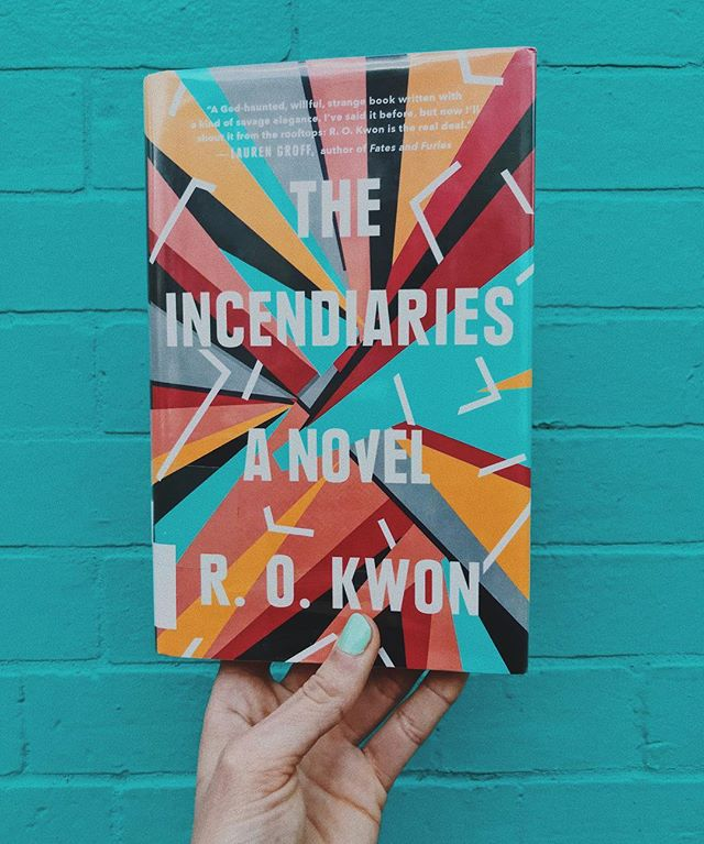 """Book #14 of 2019: ⭐️⭐️⭐️⭐️ I'd been waiting for months to nab this baby the DC Public Library hold list, and my turn finally came! R.O. Kwon's debut novel was one of the most talked about of last year, and it didn't disappoint. She clearly used her own experience with organized religion to write about the relationship between an ex-evangelical college student and his girlfriend as she descends into a Christian cult. The book read like a dream; my only complaint is that the boy's character felt better developed than the girl's, though the story is told from both their perspectives. Go pick this up, and while you're at it, read R.O. Kwon's fantastic piece """"I Believe in Skin Care."""" #sarahreads2019"""