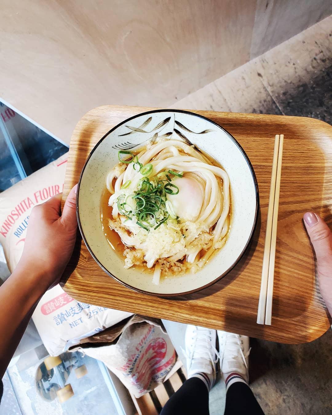 on the table - 温玉ぶつかけ // ontama butsu kake