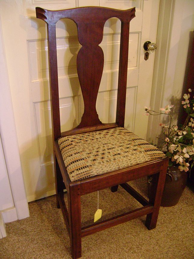 Period Chippendale Side Chair