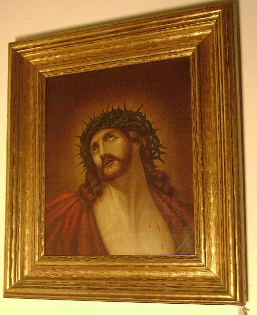 """Jesus"" by Frederick Bauer"