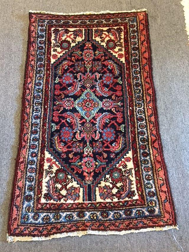 Persian Hamadan, 23 x 39, $250