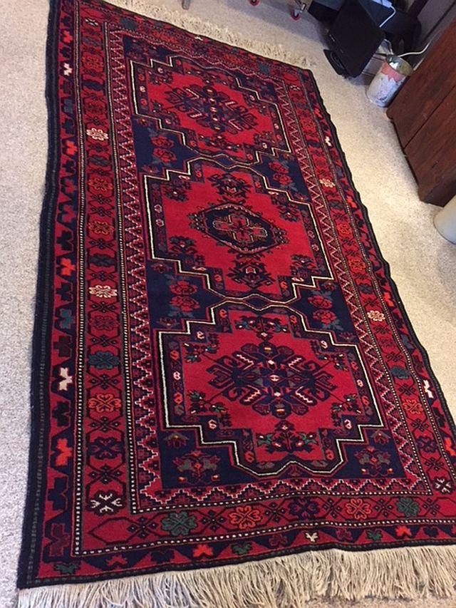 """Persian Caucasian, 62"""" x 111"""" x $925"""