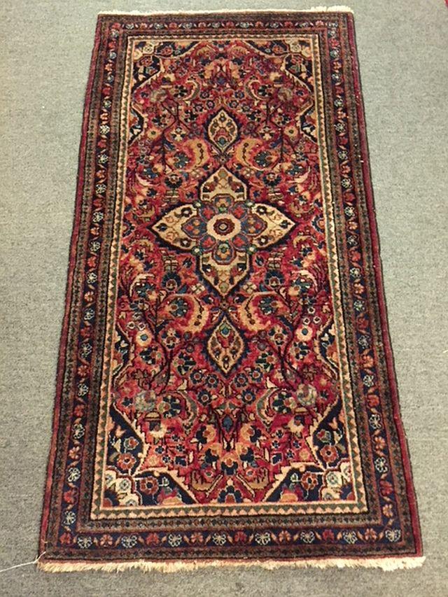 Persian Sarouk, 25 x 48, $270
