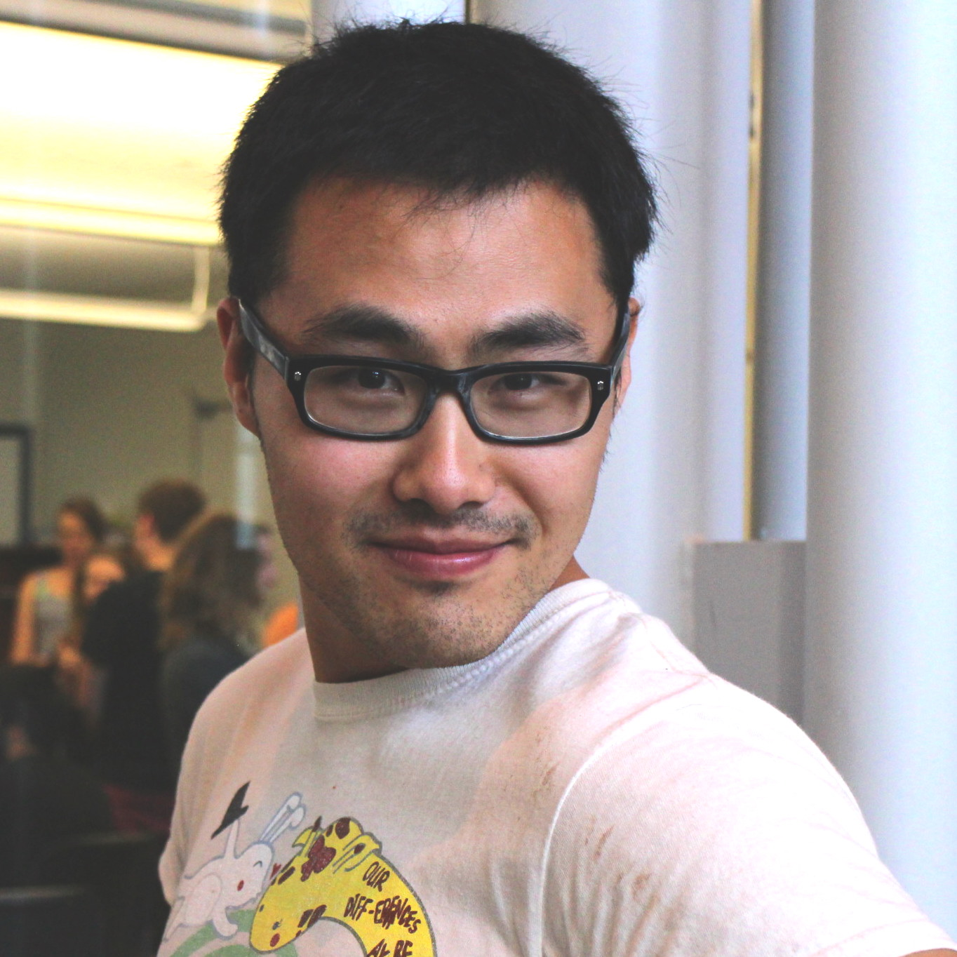 PONG QI   is the Crew Platform's Lead Developer. He is a co-founder of Crew 2030 and a FeelGood Berkeley Chapter Alumni. He grew up in Qingdao, China and came to California in 2006. In 2009, he went to UC Berkeley where he graduated in 2013 with degrees in computer science and applied math. He has over 10 years of experience as a developer. He's basically a genius. Pong really likes traveling and has been to more than half of all the states in the US. He lives in El Cerrito, CA where he rock climbs, adventures and co-works with his dear friends.