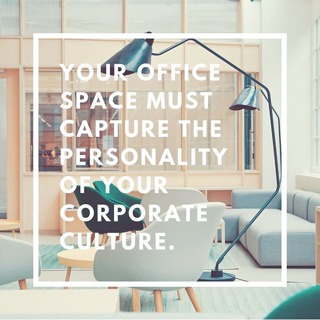 Culture makes a company a home for employees. Ensure your office space reflects its personality.  @nyc_commercial_re