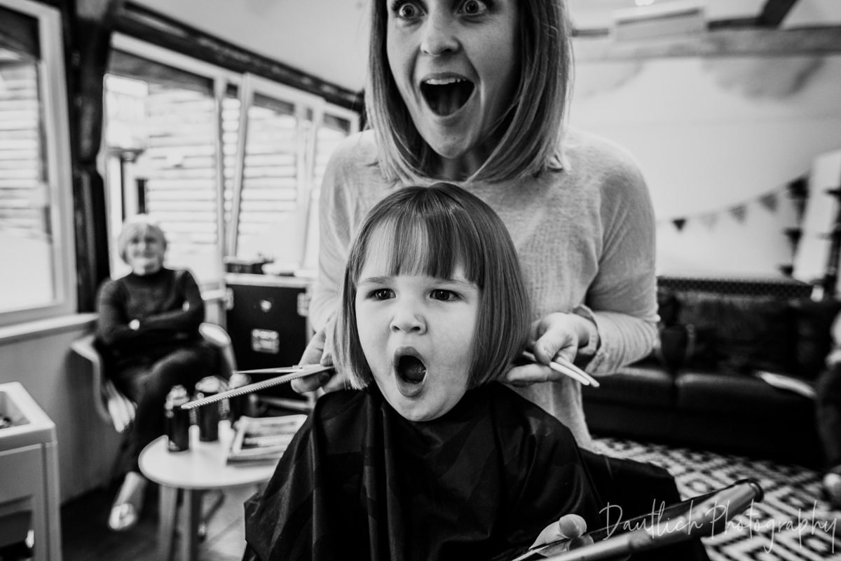 Final Haircut